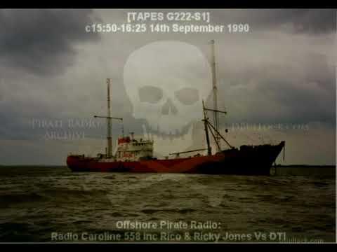 [G222-S1-EDIT] 1.Caroline 558 ~ 14/09/1990 ~ Offshore Pirate Radio