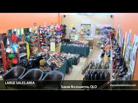 Ladies Shoes & Fashion Accessory Retail Business for Sale - Rockhampton, QLD