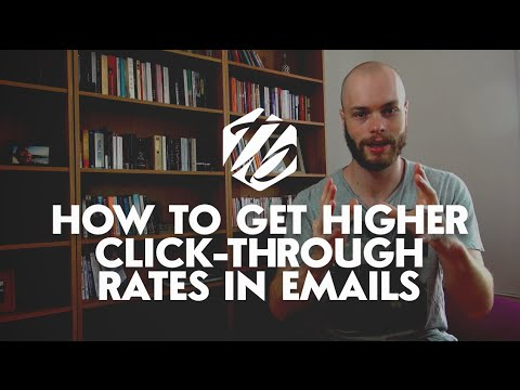 Email Marketing Best Practices — How To Increase Click Through Rate In Emails   #143