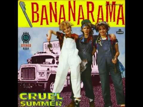 Bananarama  Cruel Summer Lyrics