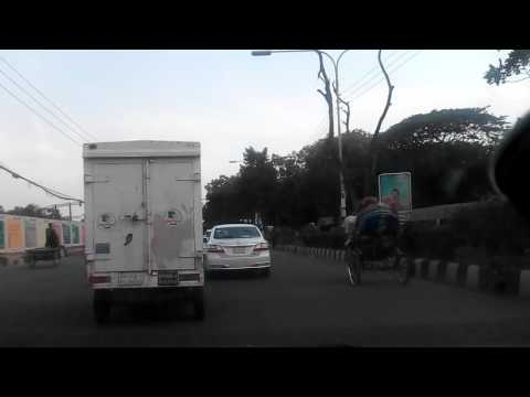 Dhaka City, Traffic Law and Order