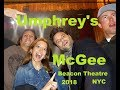 Umphrey's McGee Backstage VIP @ Beacon Theatre on 01.20.18 Rock n Roll Reality a Concert Vlog 演唱会网