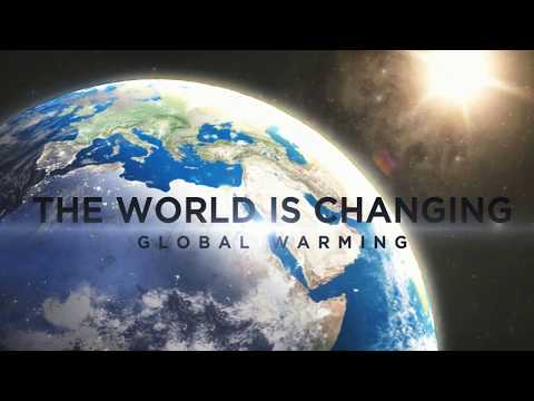 Cinematic Trailer - AFTER EFFECTS - The World Is Changing - Global Warming 2018