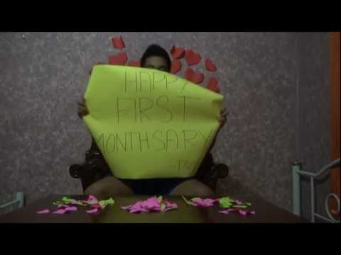 Sweet video monthsary gift for my girlfriend happy first sweet video monthsary gift for my girlfriend happy first monthsary hd negle Image collections