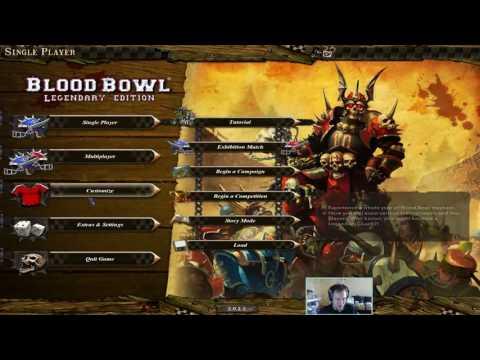 Patron Game #1: Bloodbowl with Kheelah