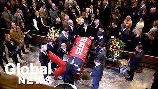 Funeral held for man who inspired 'Ice Bucket Challenge' in Massachusetts