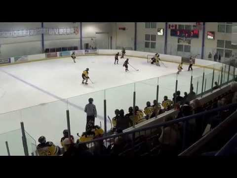 Elgin Middlesex Chiefs 2000 VS Waterloo Wolves 3-1 Loss 19SEP15