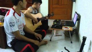 Để em rời xa - full house Guitar pJu _ Long Bình