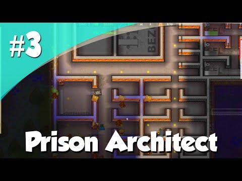 Prison Architect #3 - EXTRA CELLEN!