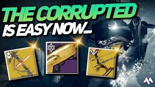 Corrupted Grandmaster FAST & EĄSY Guide! | Destiny 2 | Season of the Lost