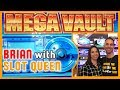 💰MEGA VAULT with Slot Queen 👑 at Grand Sierra Resort Casino ✦ Brian Christopher Slots