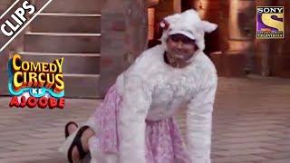 Cute Kitty Kapil Cries For Milk   Comedy Circus Ke Ajoobe