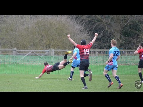 University of Essex Rugby Football Club Highlights 2016 - 2017