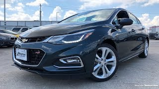 2018 Chevrolet Cruze RS Premier (1.4L Tubro) - Review