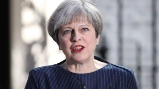 UK PM calls for general election  Full speech