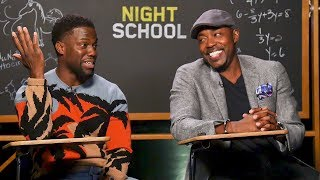 Night School with Kevin Hart & Will Packer