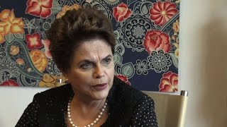 Impeached Brazil leader Rousseff eyes political return