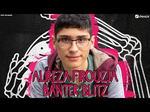Banter Blitz With GM Alireza Firouzja (1)  | Part 2