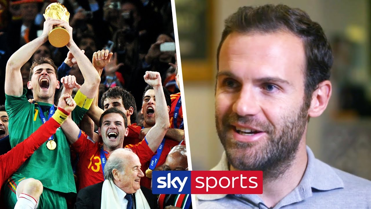 Juan Mata discusses the MOST memorable moments in his career