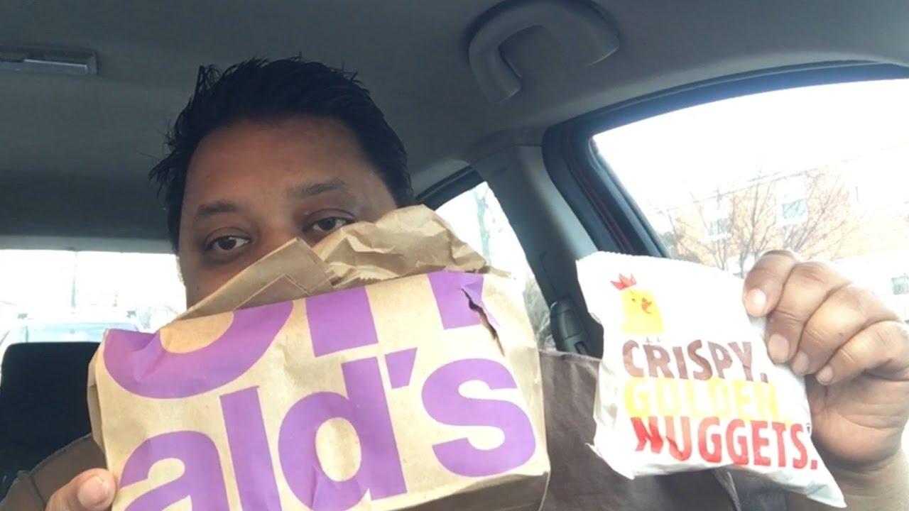 Mcdonalds Vs Burger King Chicken Nuggets