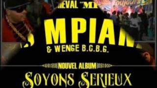 Jb Mpiana - MPUNDA 2010 (audio)
