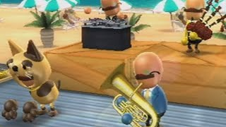 the beef boss group creates a masterpiece on wii music
