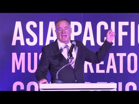 Asia-Pacific Music Creator Conference [Part 1]