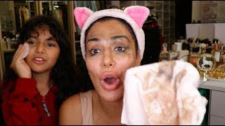 One of Huda Beauty's most recent videos: