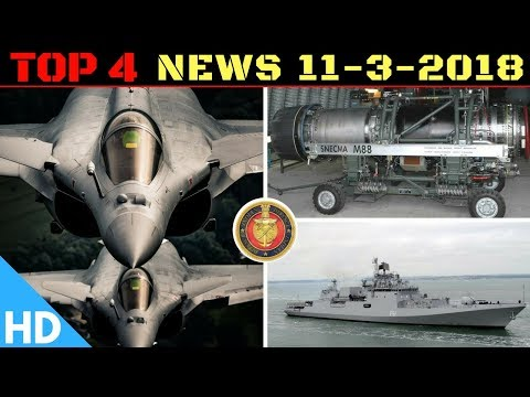 Indian Defence Updates : More Rafale Jets in 2019,France Offers M88 for Tejas,India France Pact