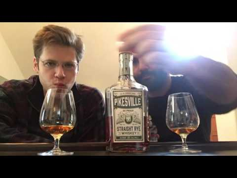 Whisky Review 79: Pikesville Straight Rye
