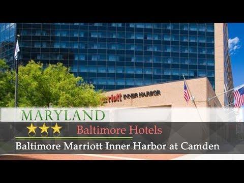 Baltimore Marriott Inner Harbor At Camden Yards - Baltimore Hotels, Maryland
