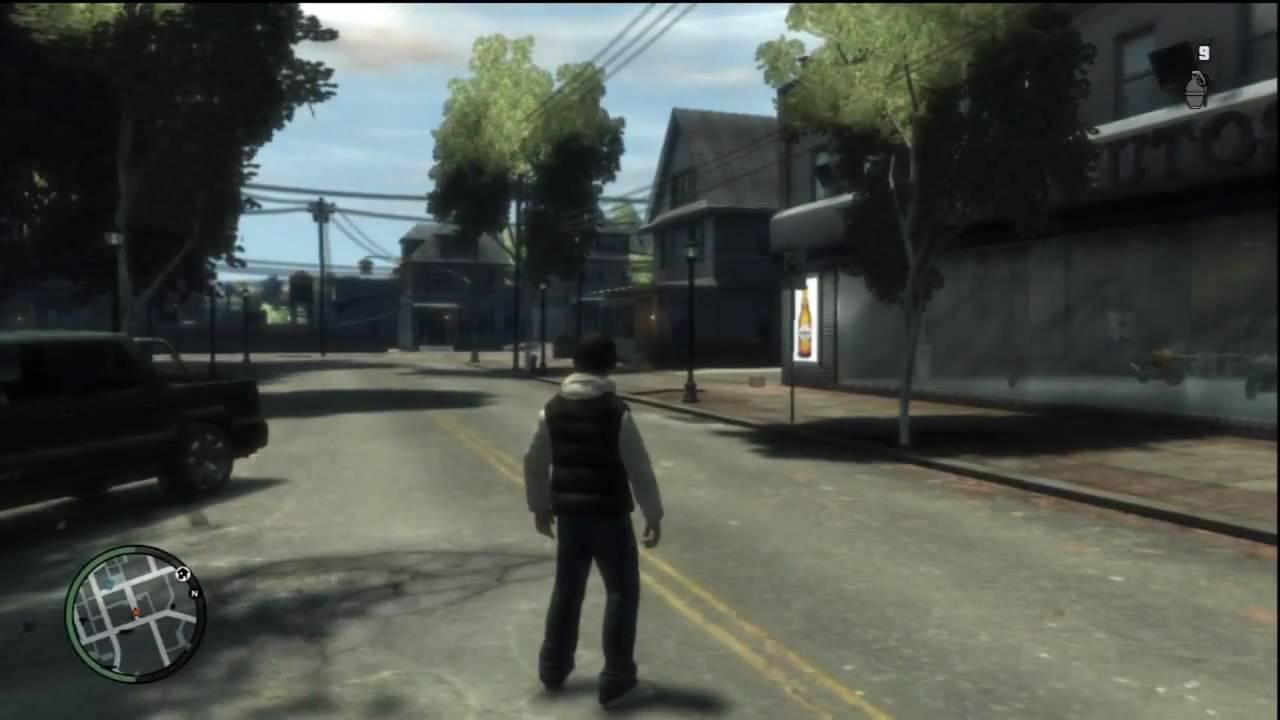 تحميل لعبة جاتا 4 - Grand Theft Auto IV