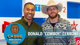 I'll Fight 5 Rounds Tomorrow - Donald Cowboy Cerrone on Cabbie Presents