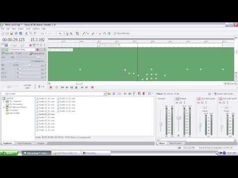 Quick TIp Video:  In Line MIDI Editing In ACID Music Studio