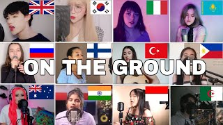 who Sang It Better :로제(ROSÉ) - 'On The Ground ( 12 different countries )
