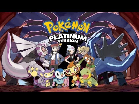 EP#8- Vs. Pachirisu, To Floaroma Town! (Let's Play Pokemon Platinum)