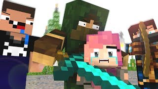 Bandits Life - Craftronix Minecraft Animation