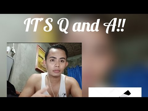 IT' Q AND A TIME