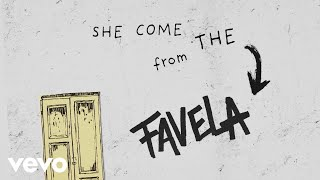 Ina Wroldsen, Alok - Favela (Official Lyric Video)