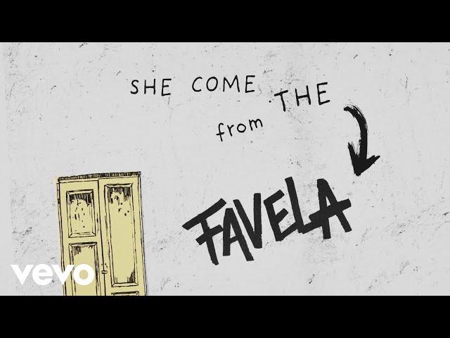 Ina Wroldsen, Alok - Favela (Official Lyric Video)