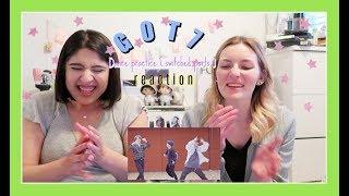 "GOT7- ""ECLIPSE"" Dance Practice (Part Switch Ver.) REACTION"
