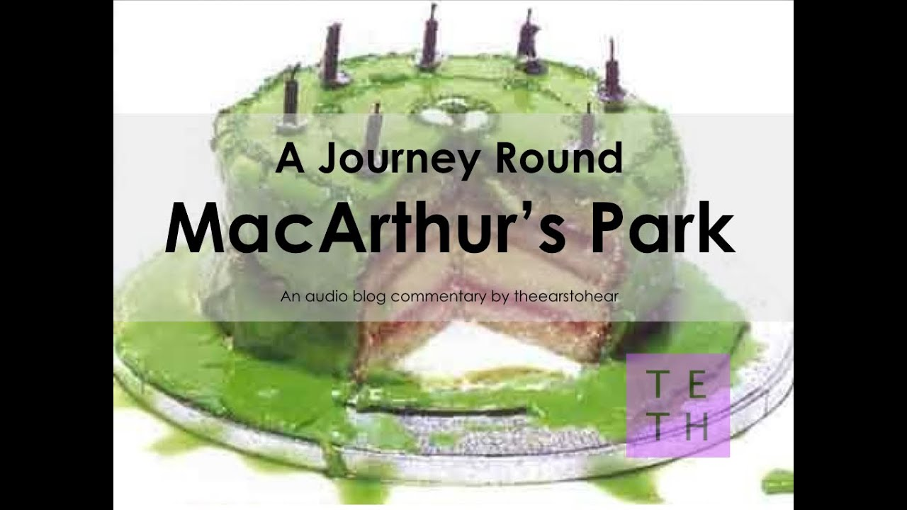 Birthday Cakes Macarthur ~ A journey round macarthur s park youtube