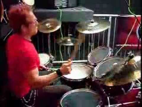 Mark Schulman Drum Solo at Music Store in Plymouth England