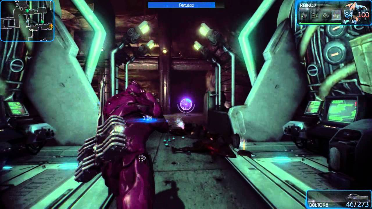Check Out The Pro Pics From Our Hot Pink Destination: Warframe: Hot Pink Rhino