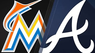 Swanson, Inciarte lead Braves past Marlins: 8/15/18