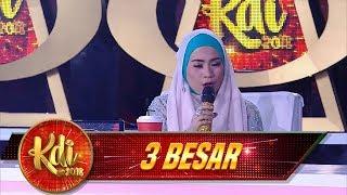 Pilihan Juri Diwakilkan Teh Ikke Dan Mamah Iis, Siapa Ya Kira Kira? - Final 3 Besar KDI (17/9)