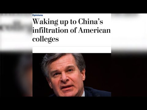 A New Witch Hunt? FBI Calls Chinese Students a Threat