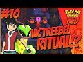 VICTREEBEL RITUAL?! - Pokemon Adventures: Red Chapter Part 10 | BETA 13
