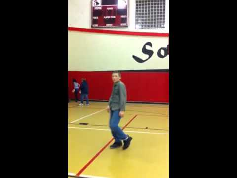 Southmoreland Middle School's Valentine's Day dance-offs!