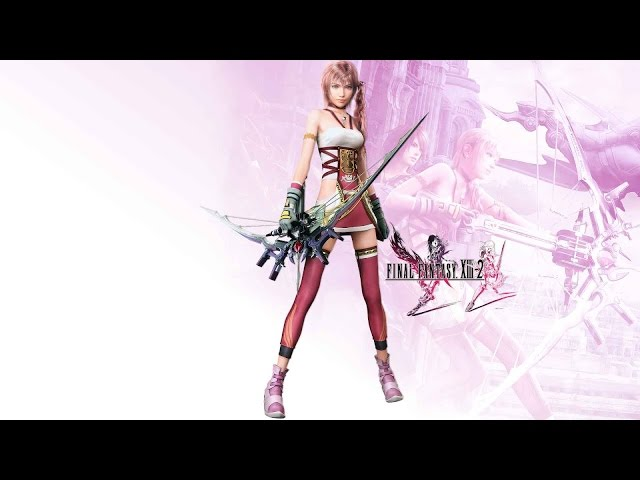 Final Fantasy XIII-2 Final Boss + Epic Final